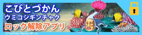 こびとづかん4 ロック解除アプリ